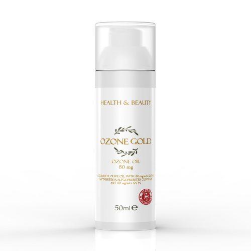 8680885440928 OZONE GOLD - Ozone oil 80mg skin problems sunburns skin irritation athletes foot ozonized olive oil ozone gold ozone